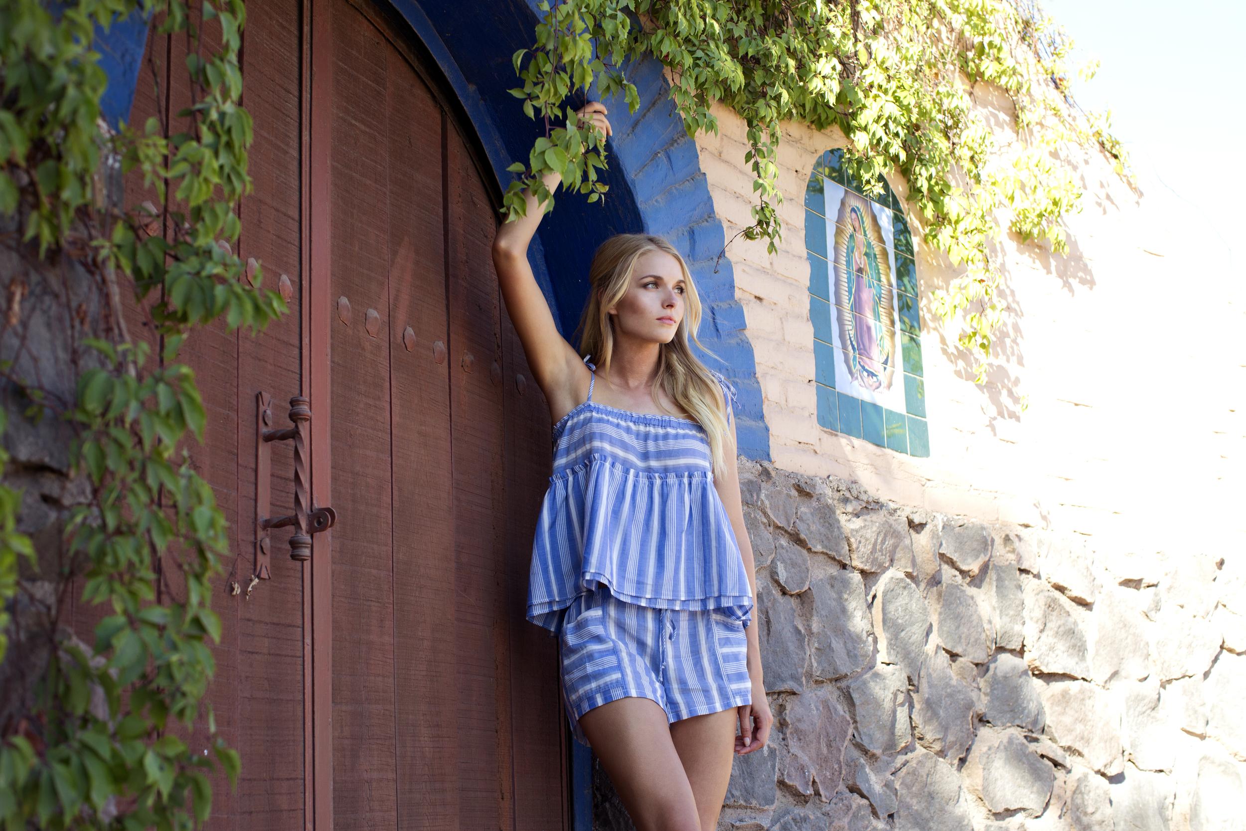 Tracy Kristine for Bella Rosa