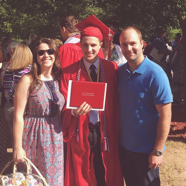 Tyler Graduates