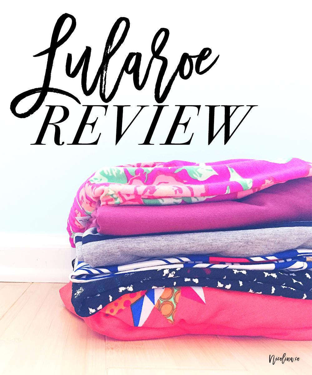 Lularoe Review