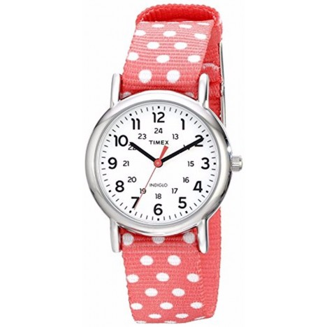 Timex Weekener Watch