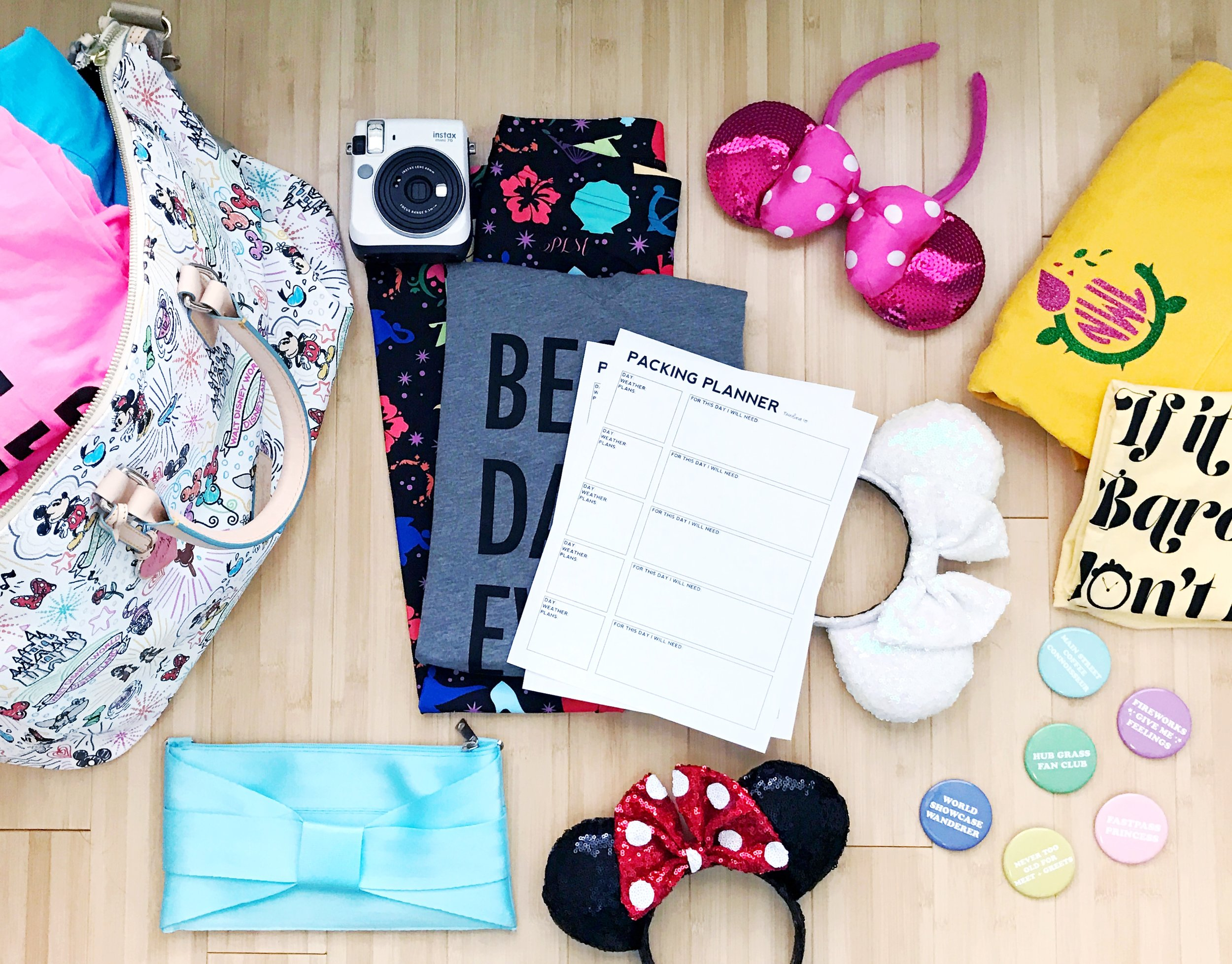 Packing Planner