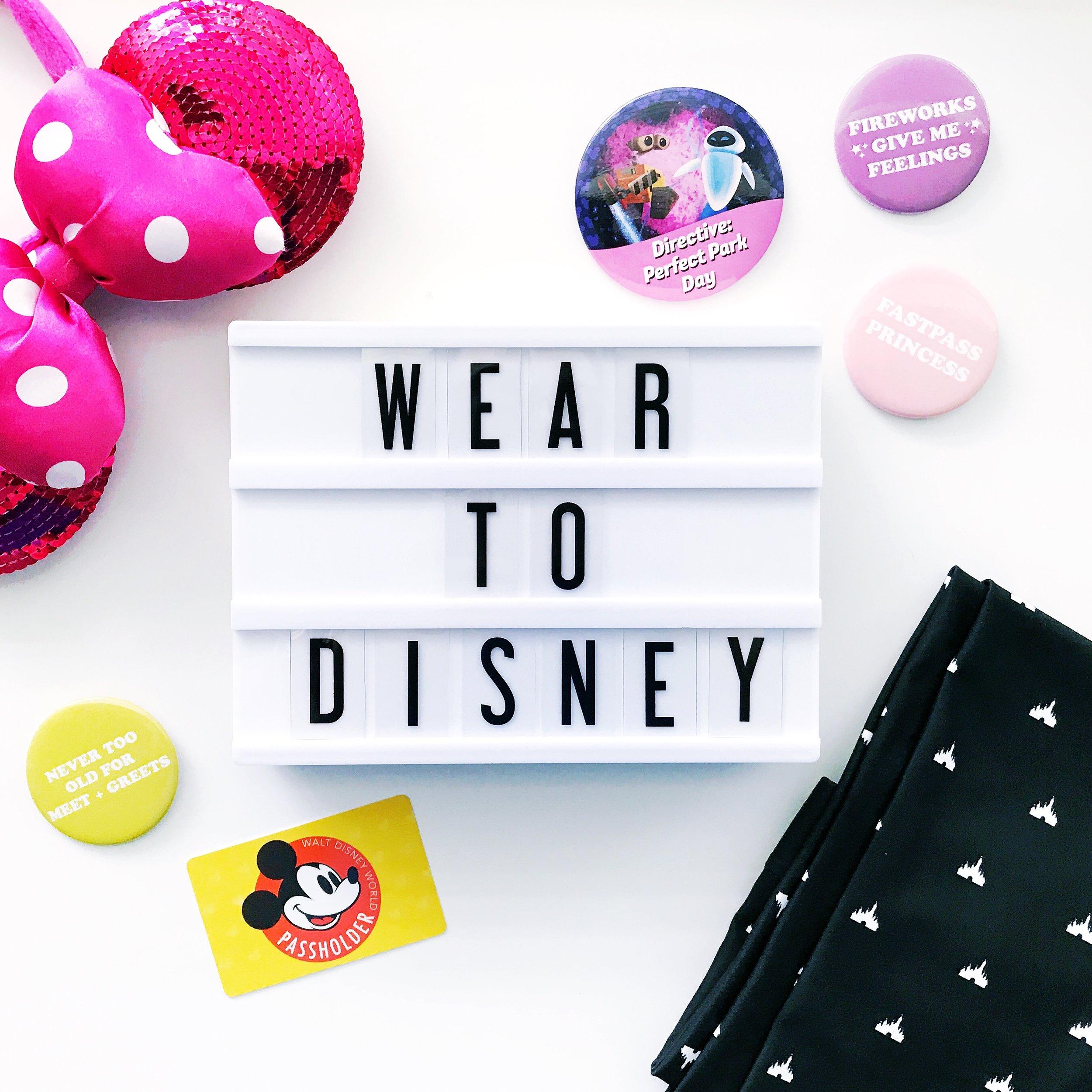 Wear to Disney