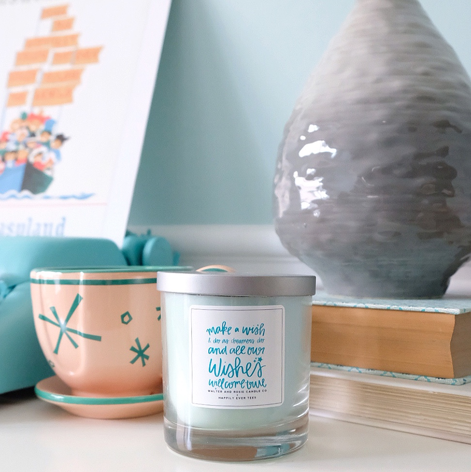 Wishes Candle
