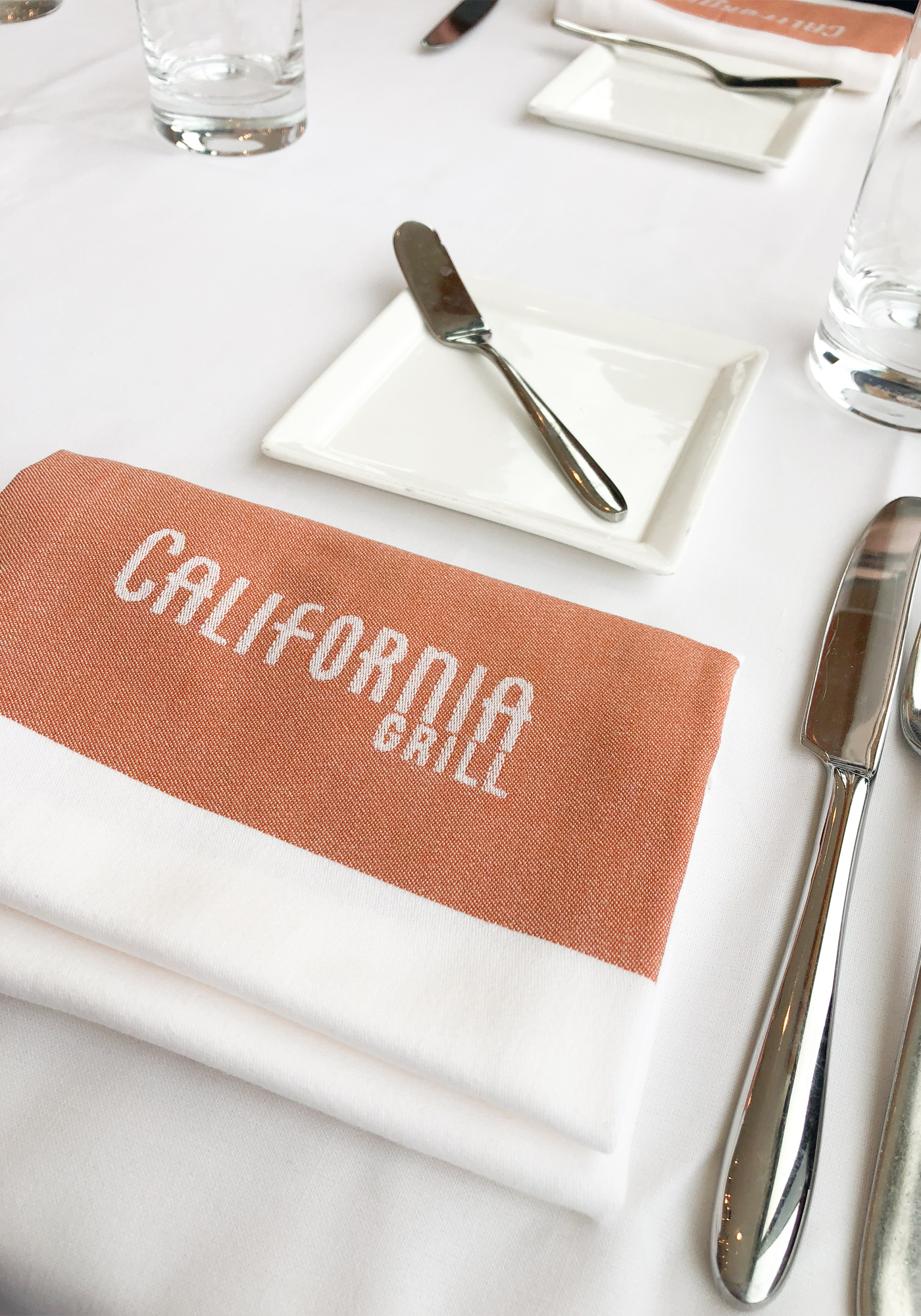 Gluten Free at Walt Disney World - California Grill Brunch