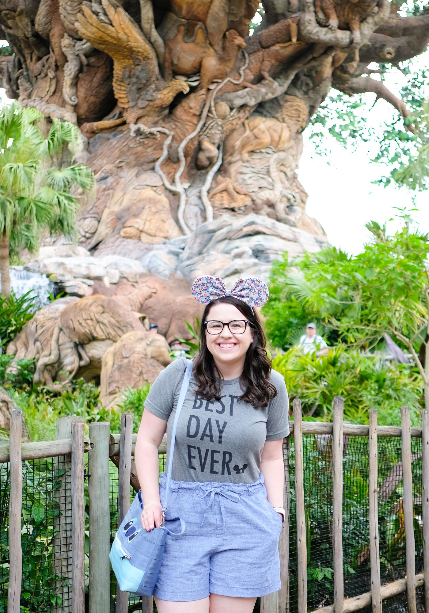 Wear to Disney Animal Kingdom