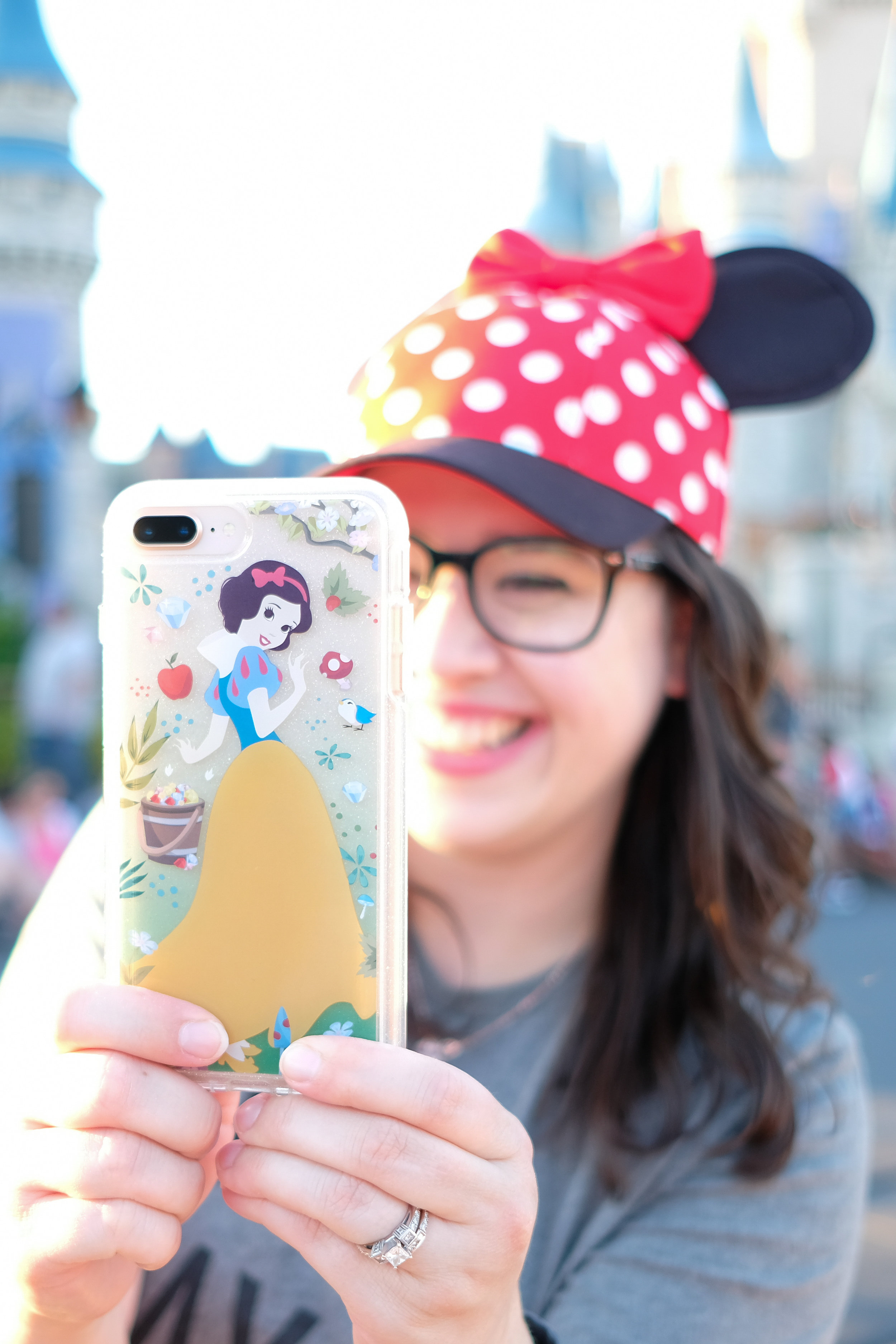 Phone Cases that Show Your Disney Side