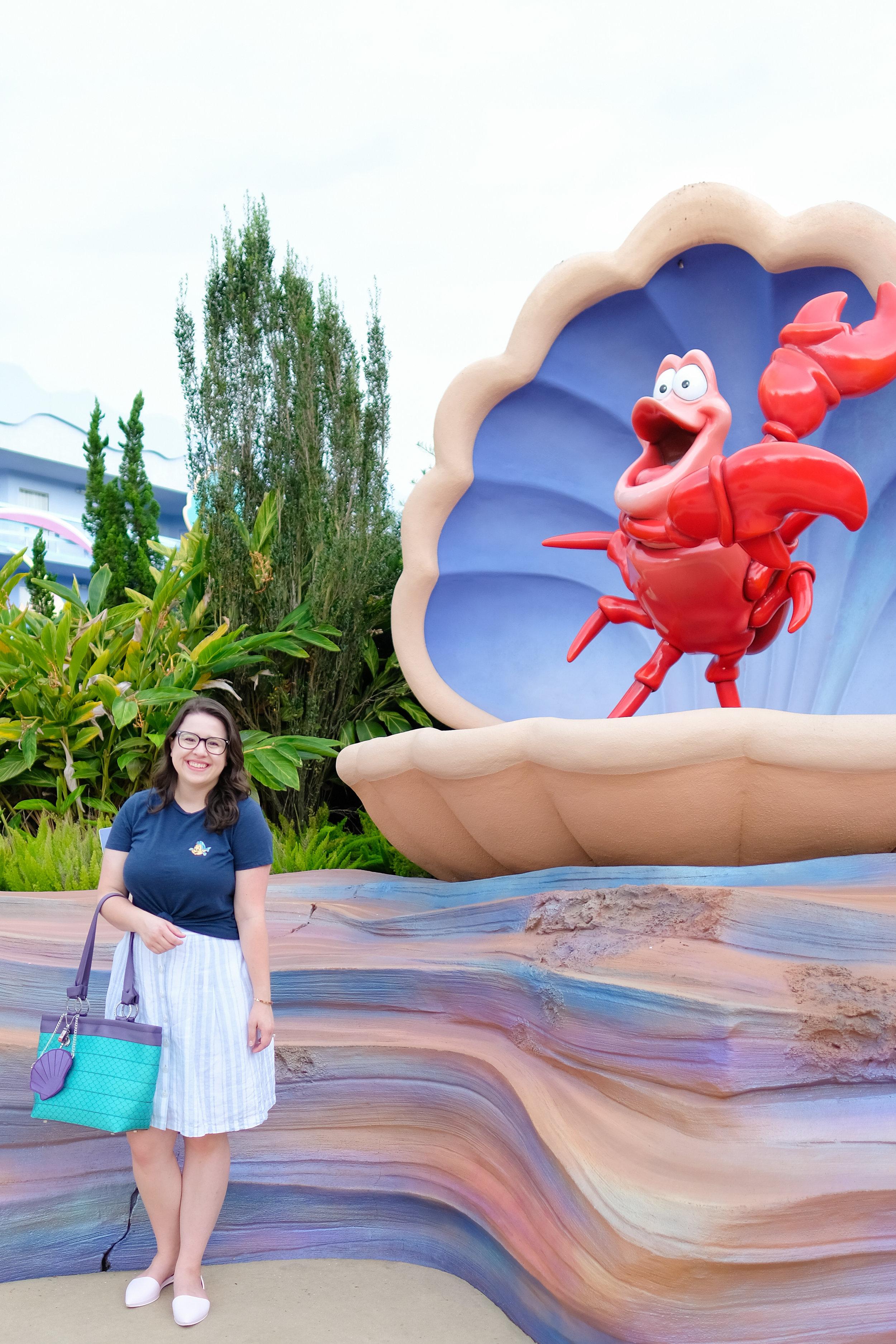 Harveys Disney Little Mermaid Collection