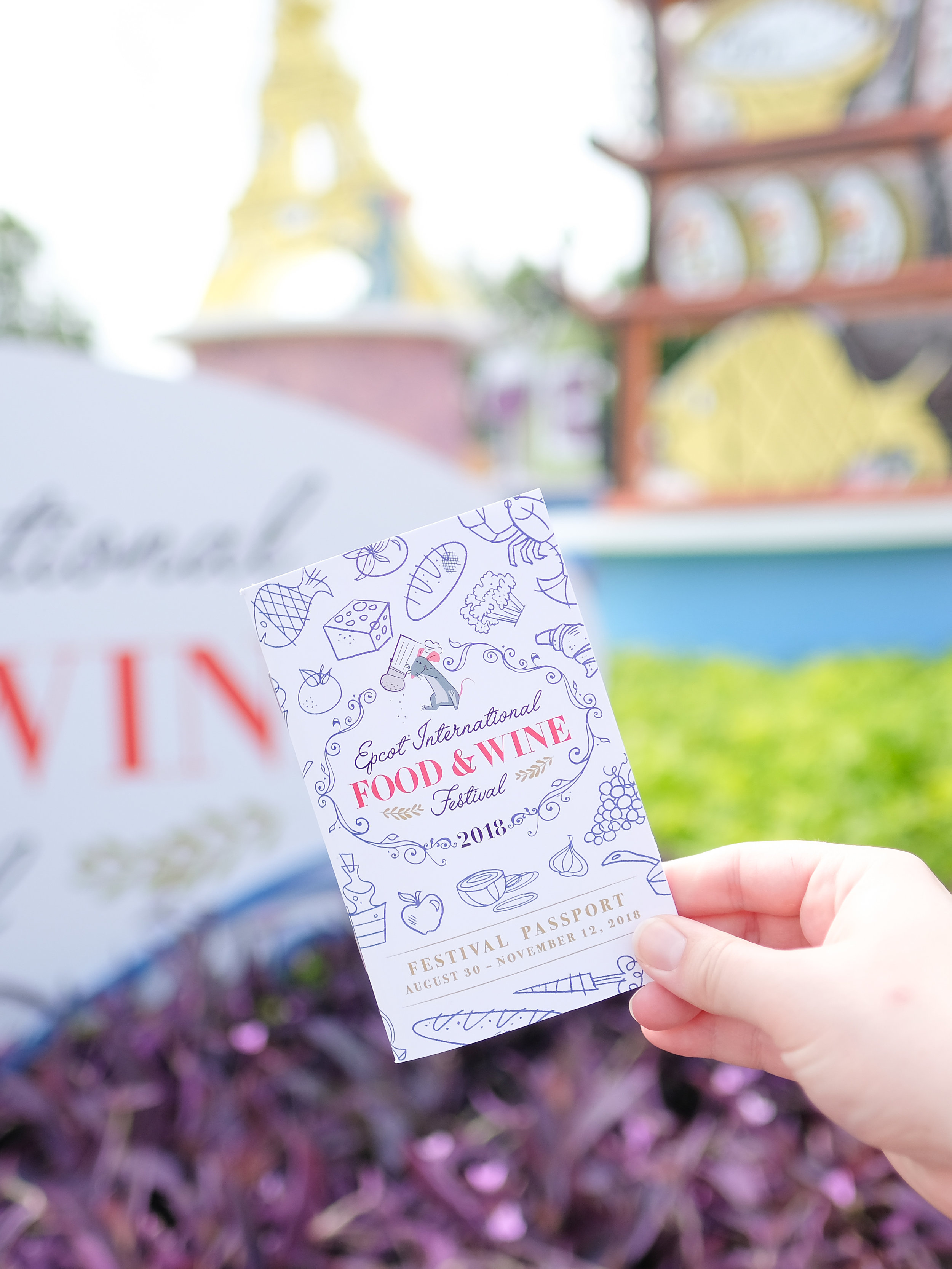 Epcot Food and Wine Festival 2018 Guide