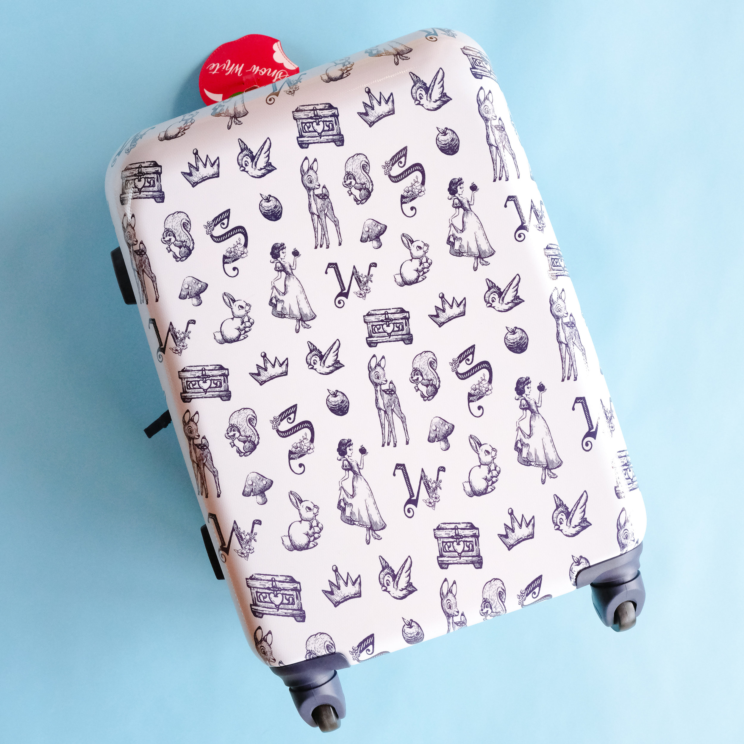 American Tourister Snow White