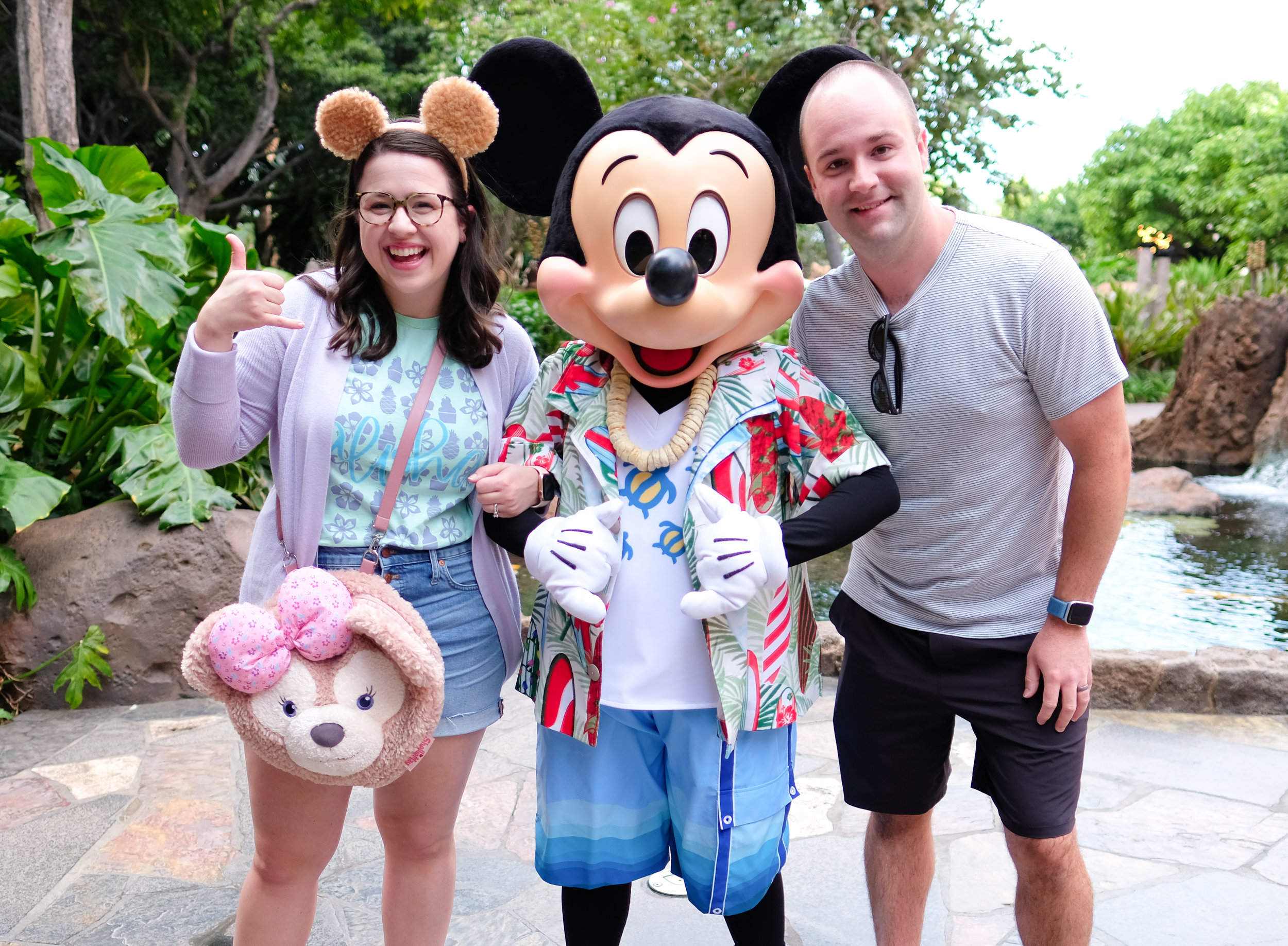 Meet Mickey at Disney's Aulani Resort