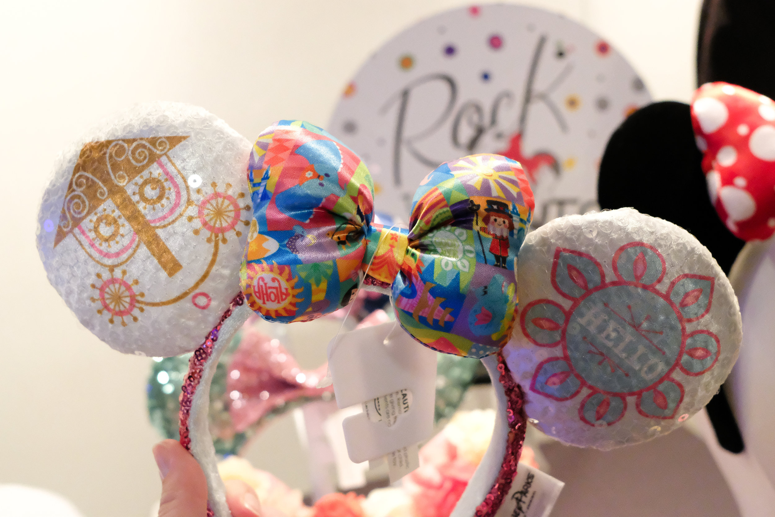 New Small World Ears coming to Disney Parks