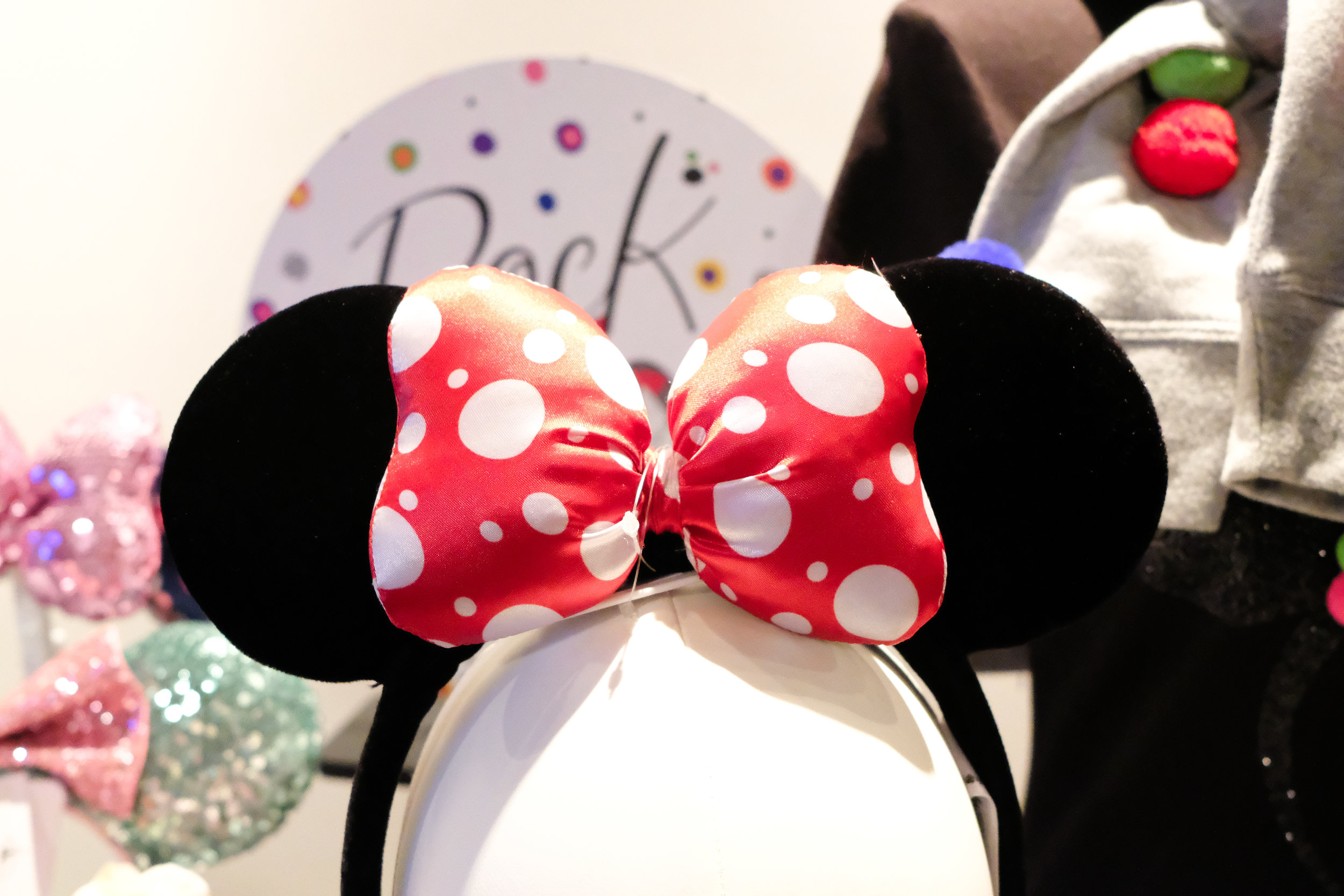 Updated Minnie Ears coming to the Disney Parks