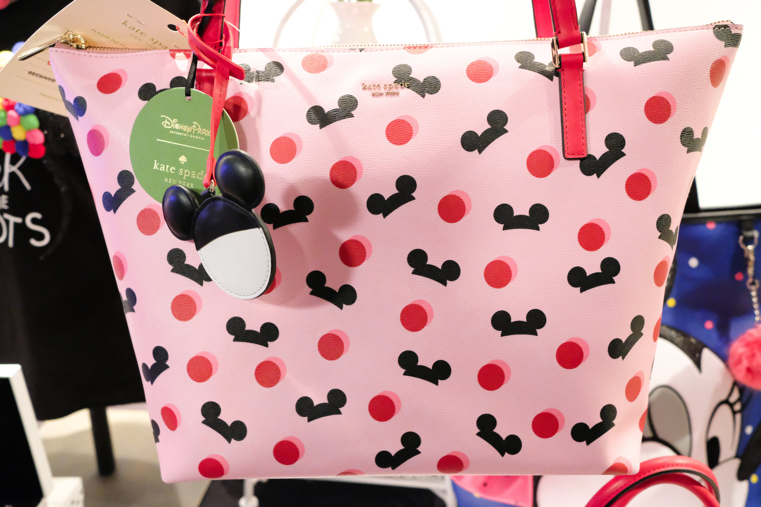 New Kate Spade Collection coming to the Disney Parks
