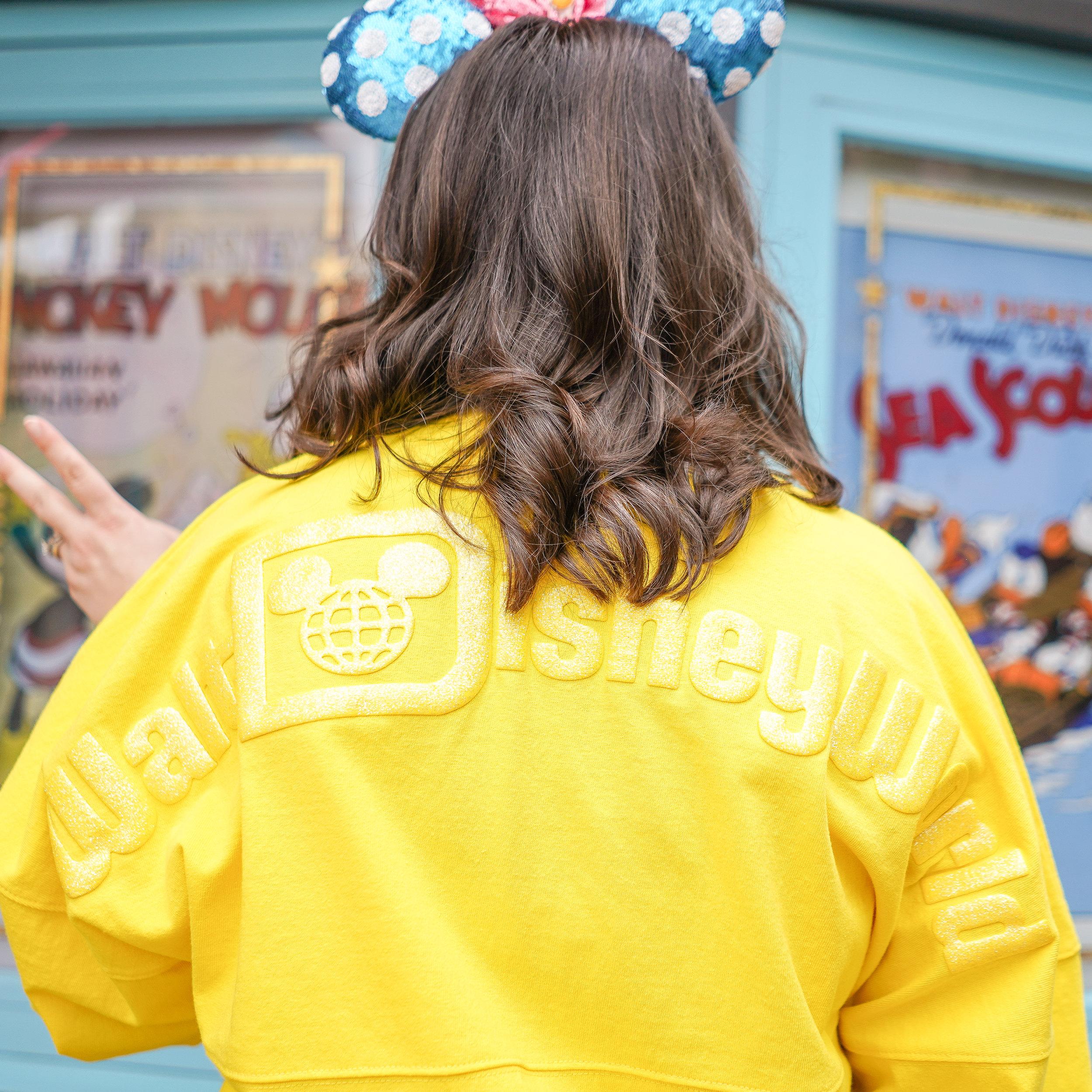 Dapper Dan Yellow Spirit Jersey