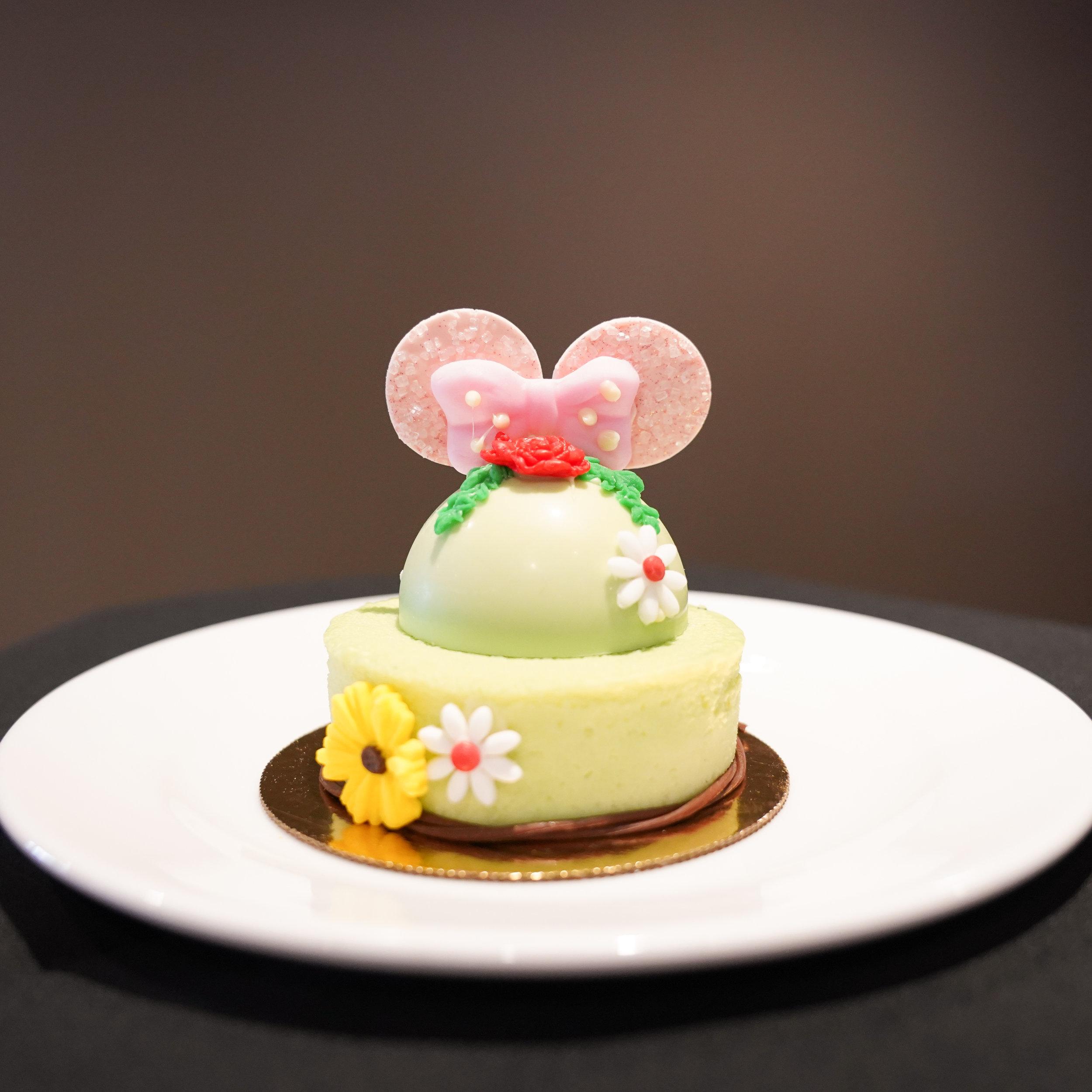 Minnie's Garden Party Dessert