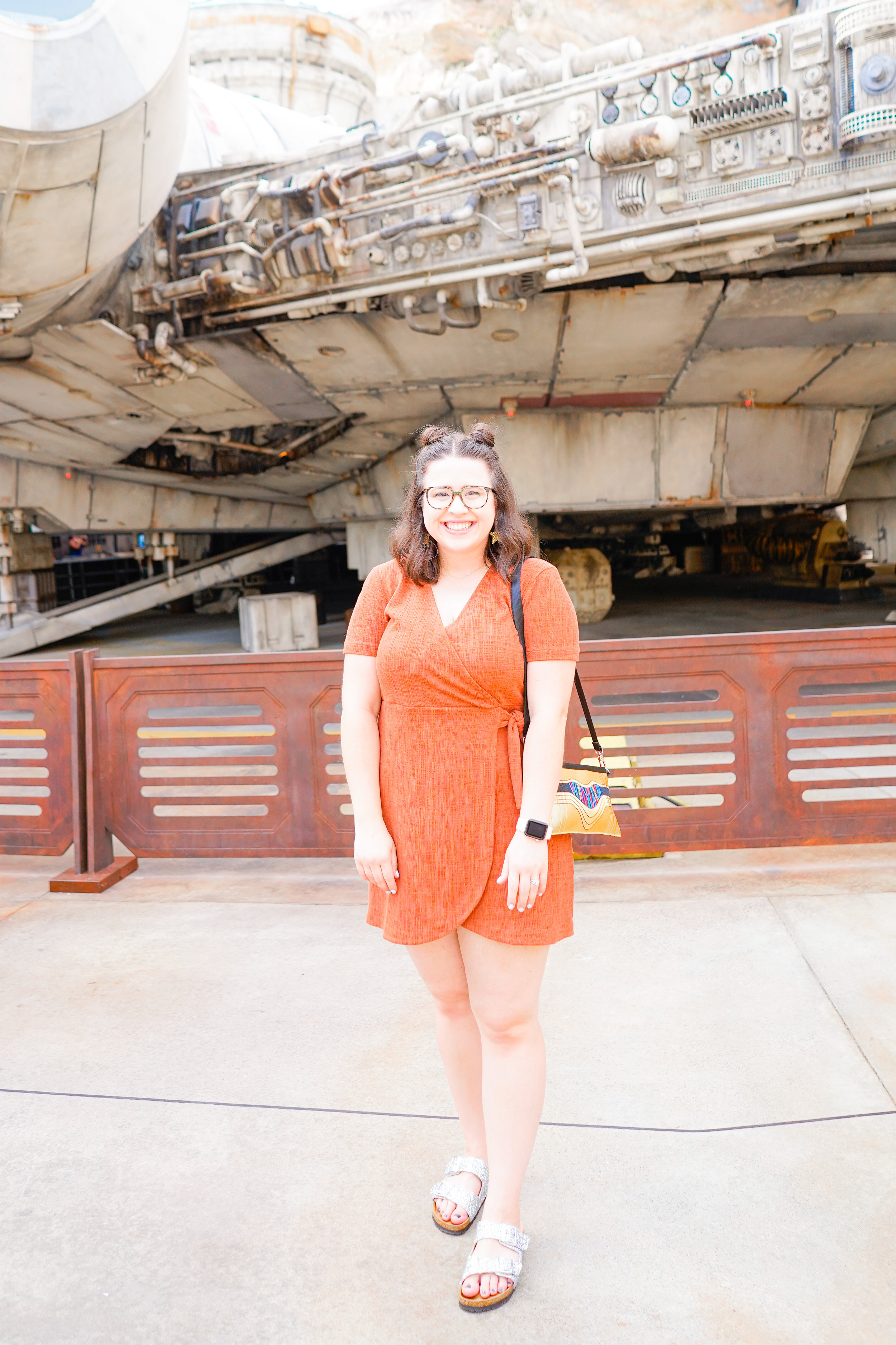 What we wore to Star Wars Galaxy's Edge