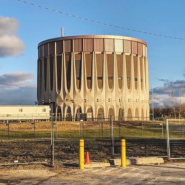 Main Sewage Treatment Playground