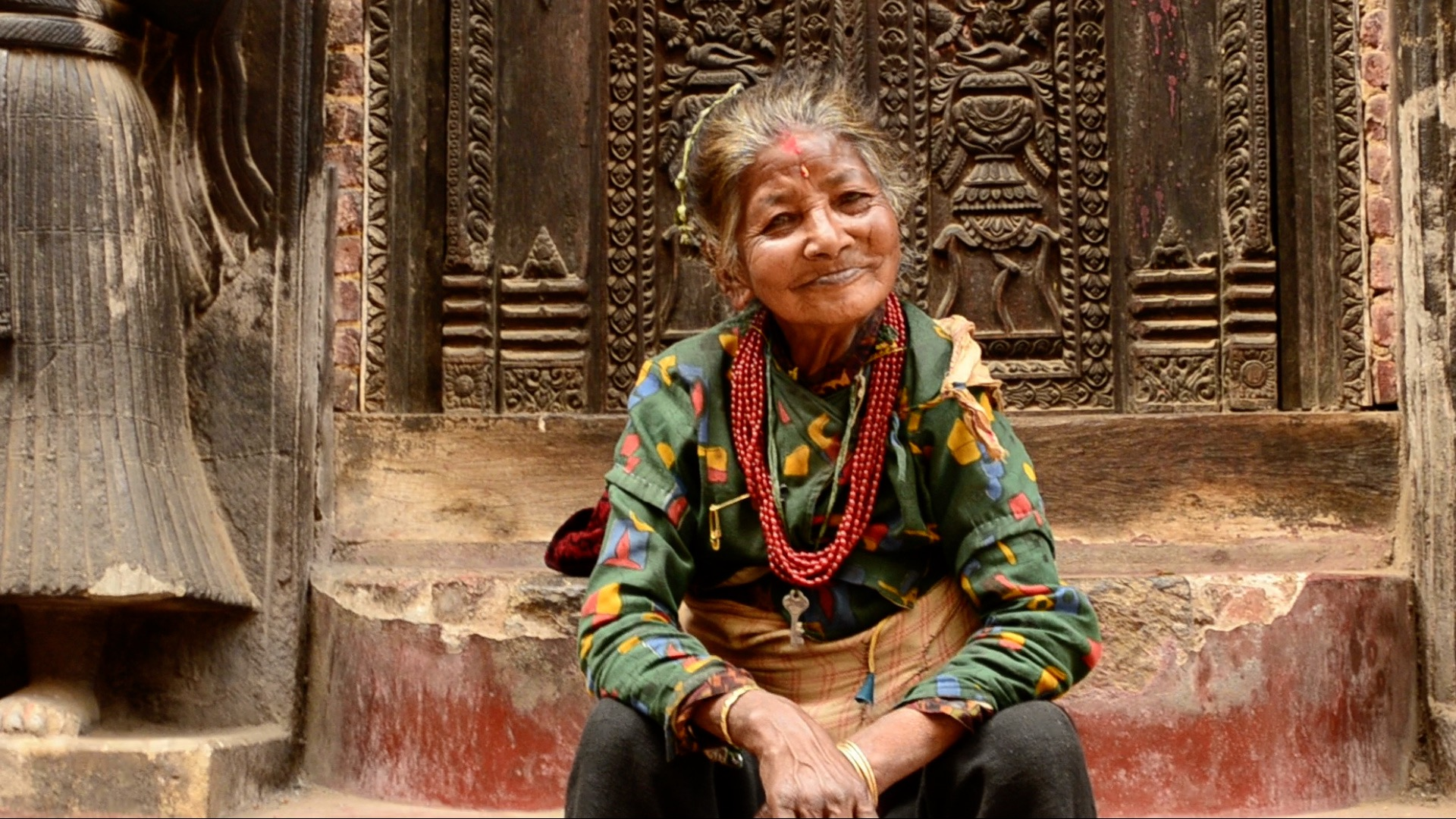 She is wisdom -
