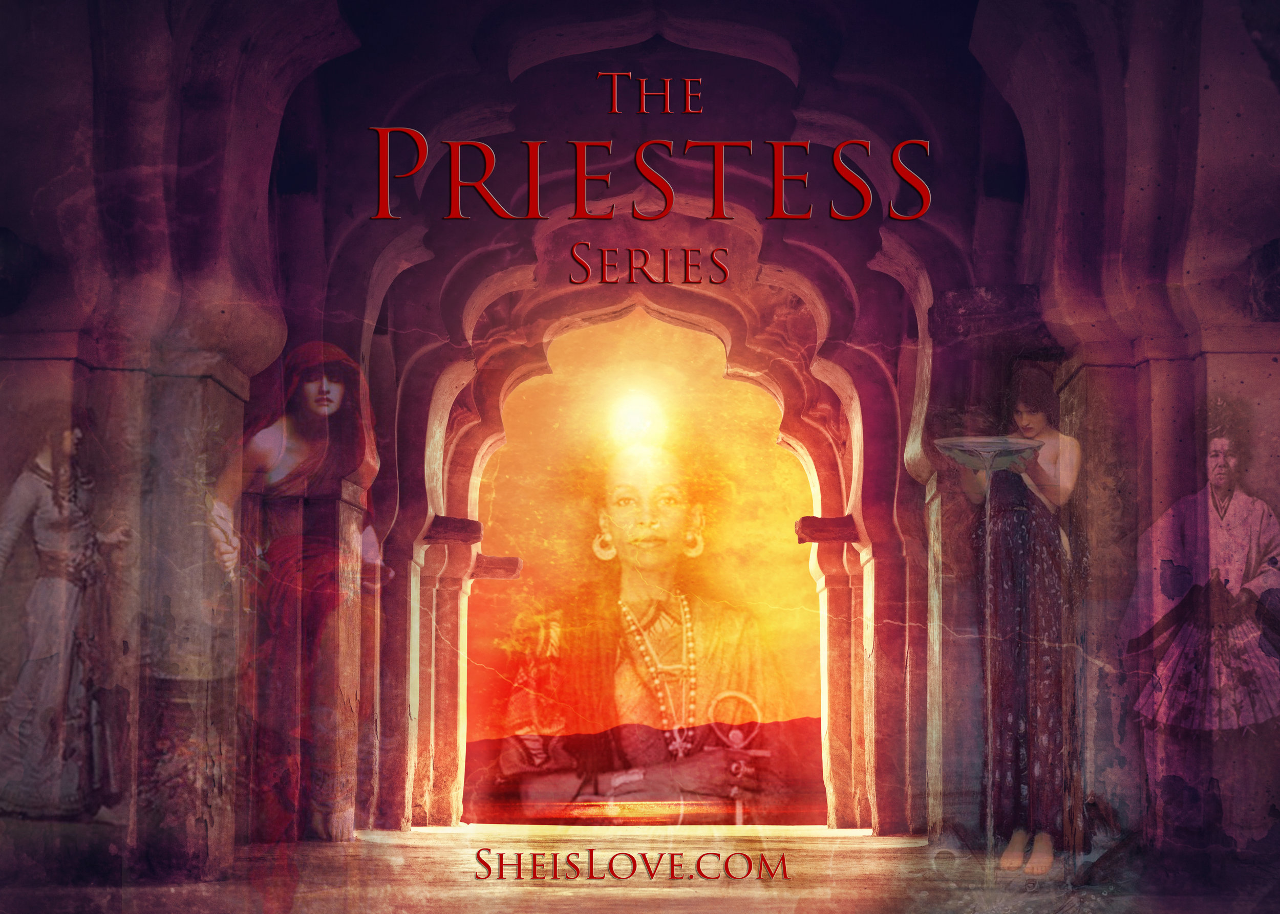 The Priestess Series - Modern and Ancient