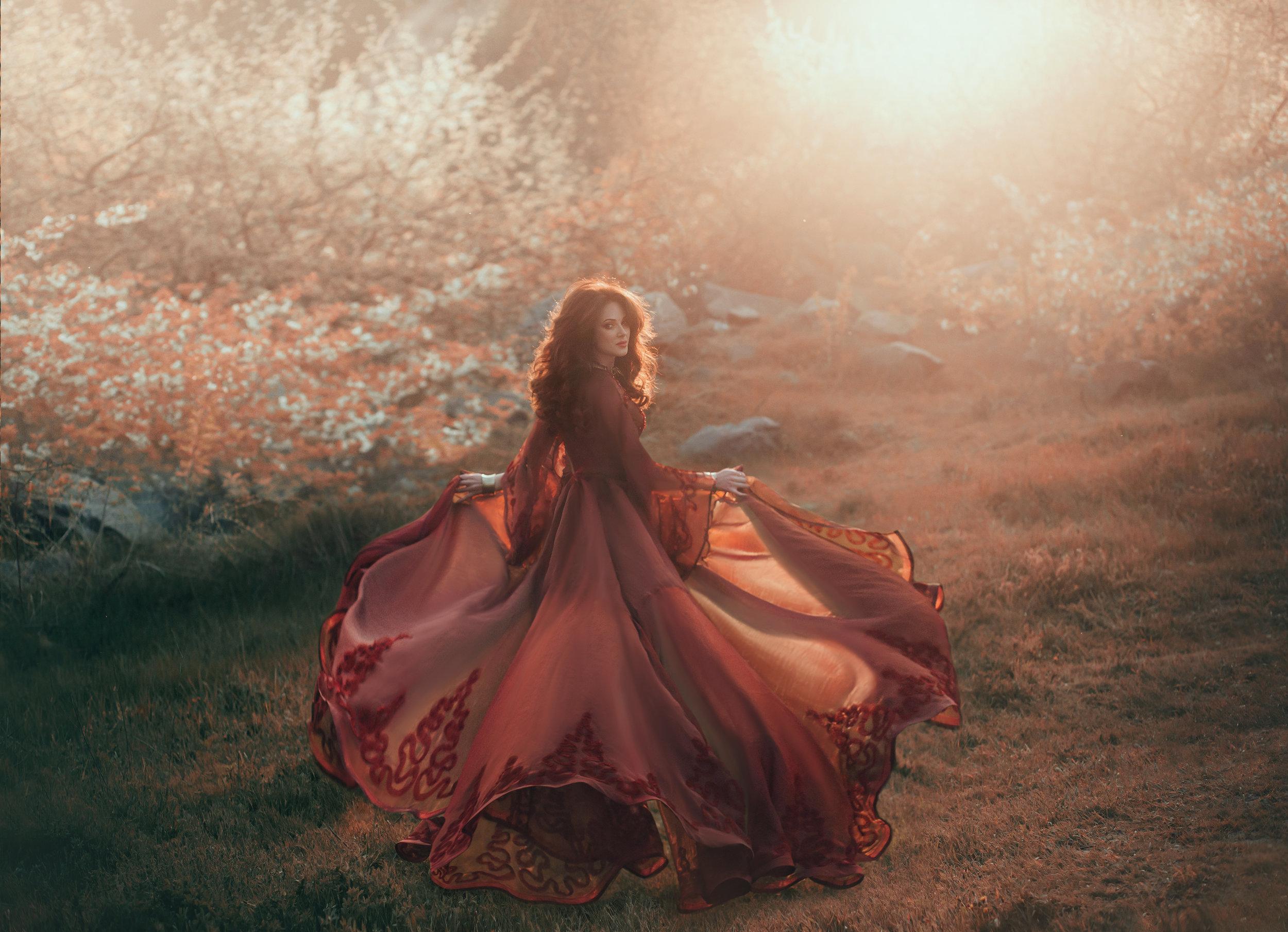 She is grace -