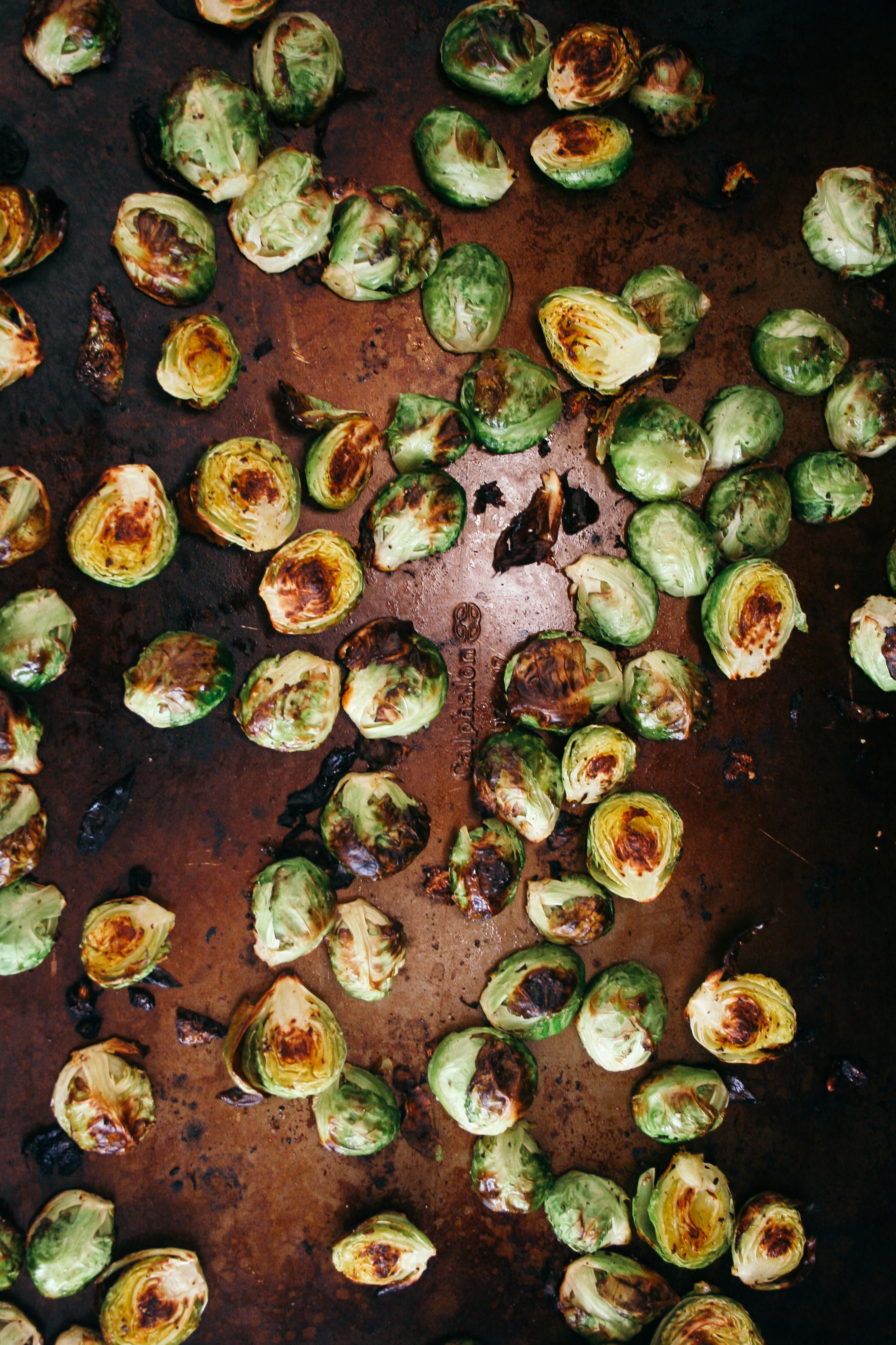 The City Skillet | Vietnamese Roasted Brussels Sprouts