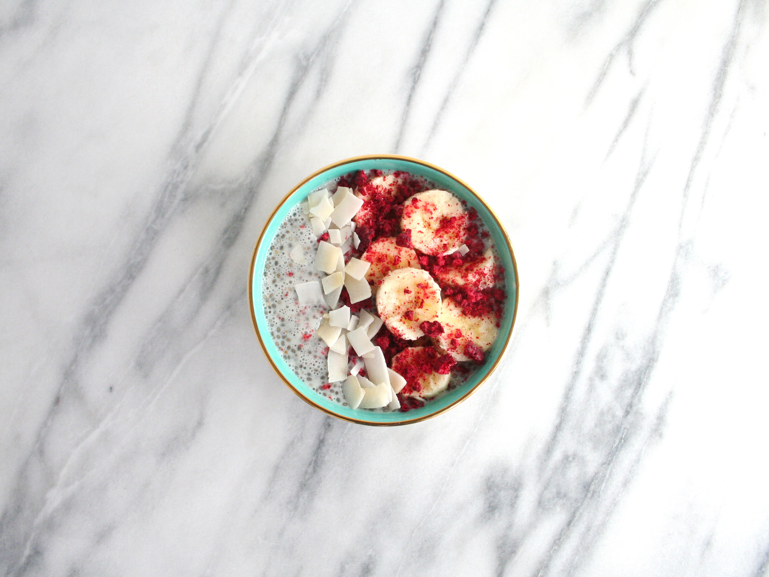 Chia Pudding | The City Skillet