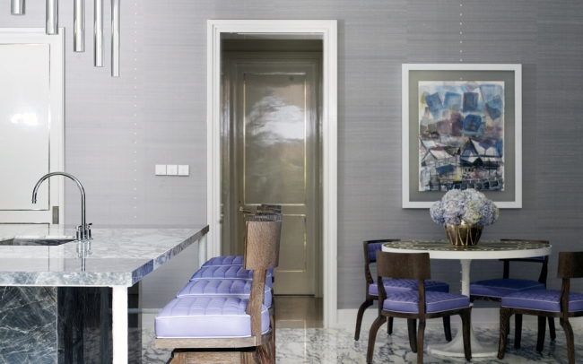 Interiors: Bangkok Apartment by David Collins