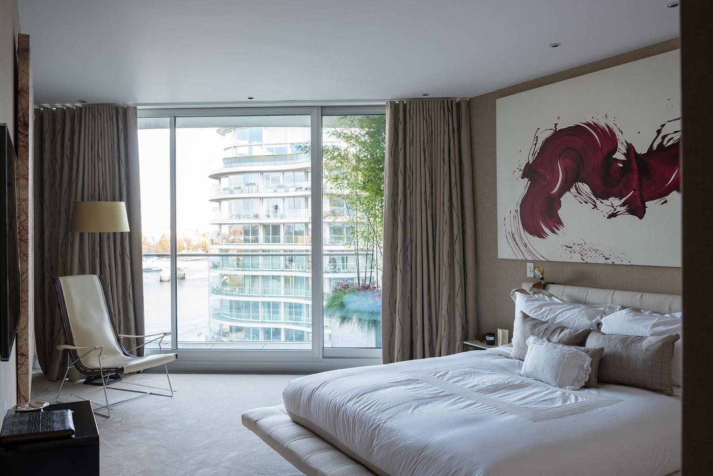 Tara Bernerd's London Apartment