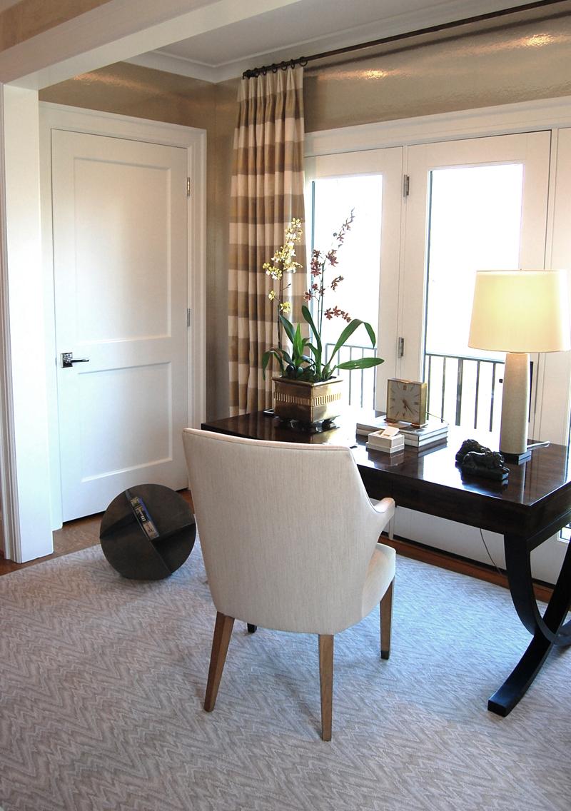 Sitting Room by Michael Hampton, DC Design House 2013