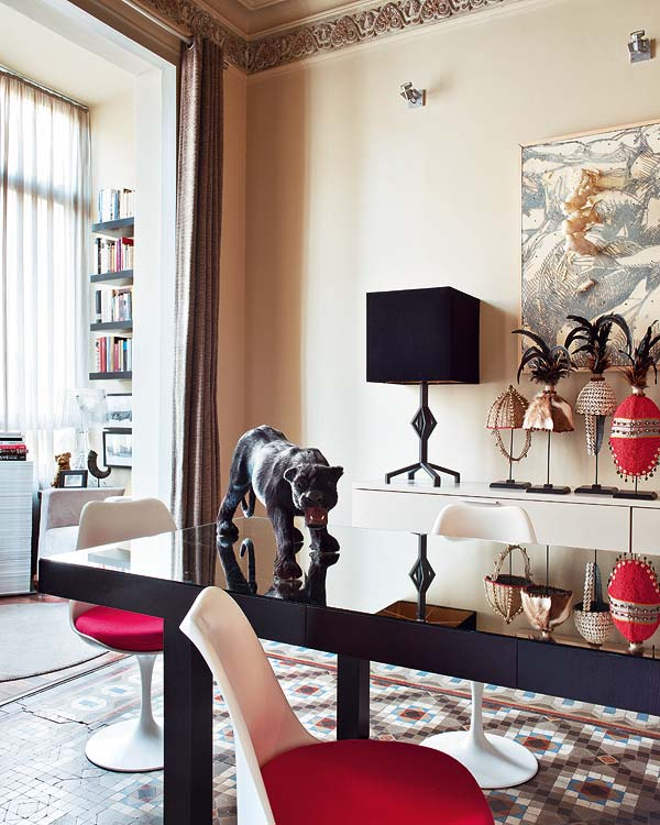 Barcelona home by Jorge Subietas