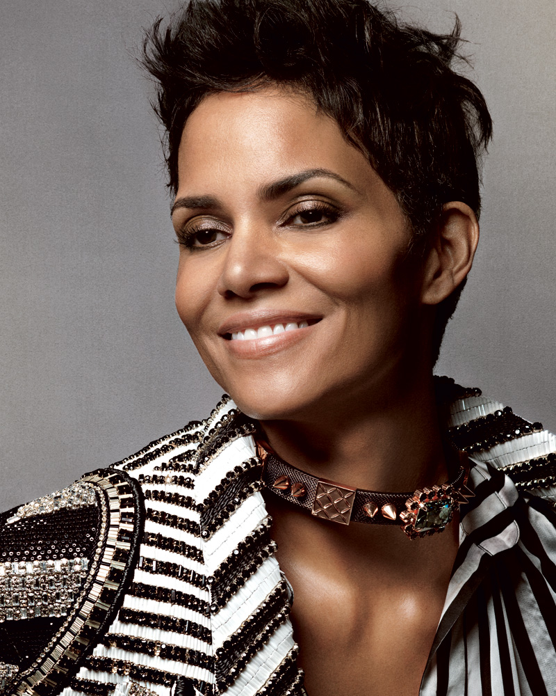 Halle Berry for New York Times Magazine