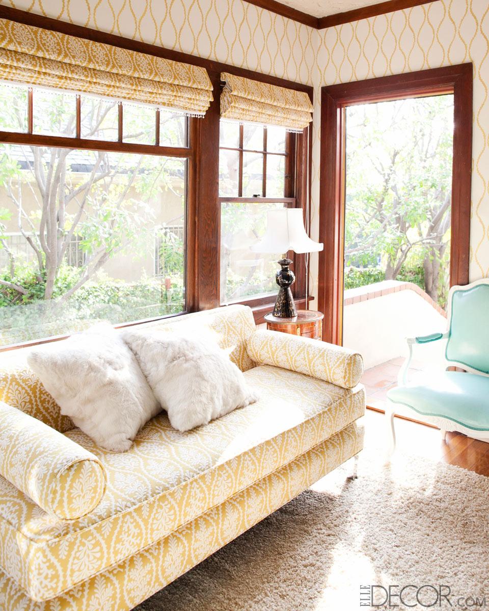 Janie Bryant's LA Home, Elle Decor