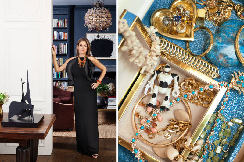 Aerin Lauder for Elle Magazine