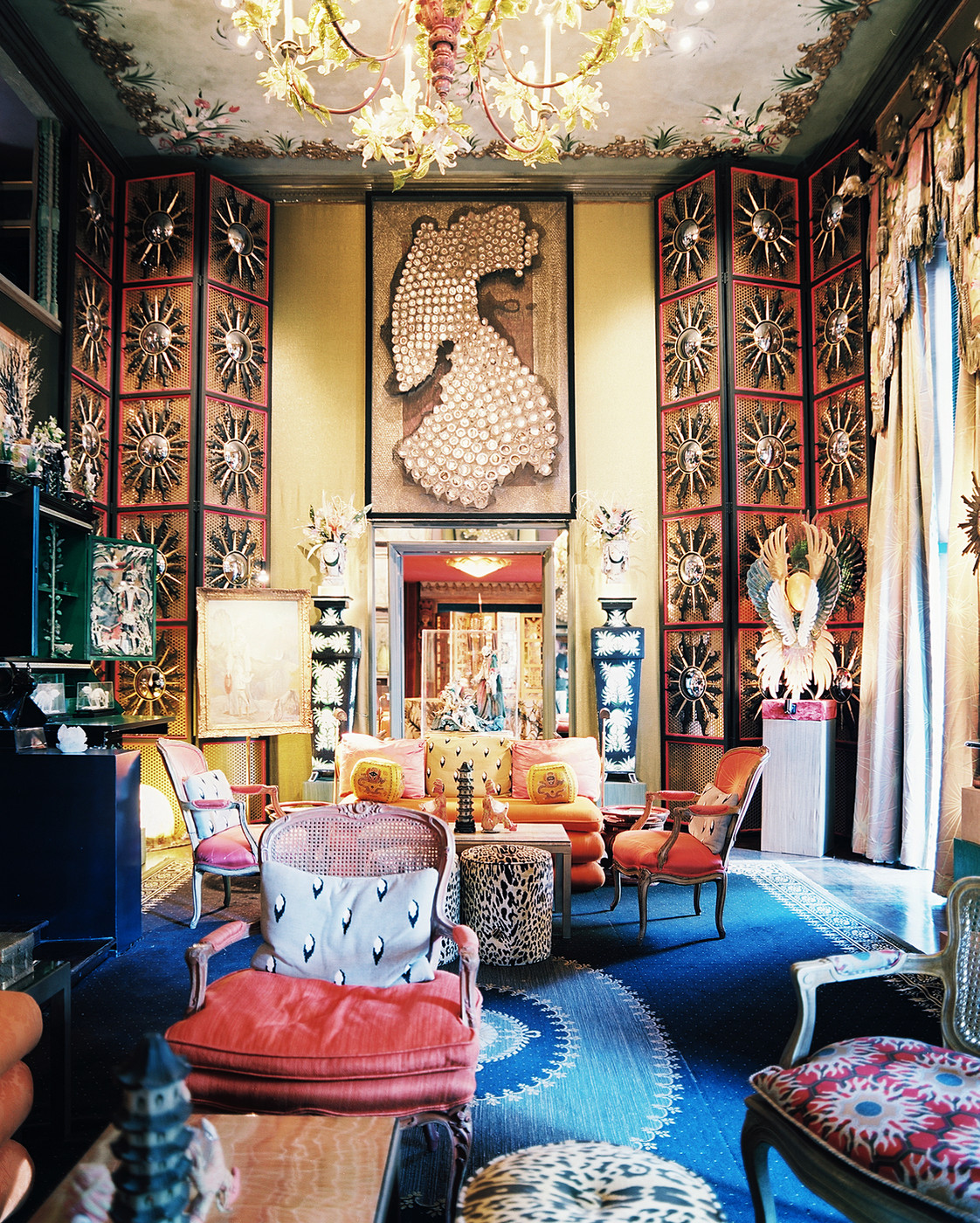 Tony Duquette's Beverly Hills Home