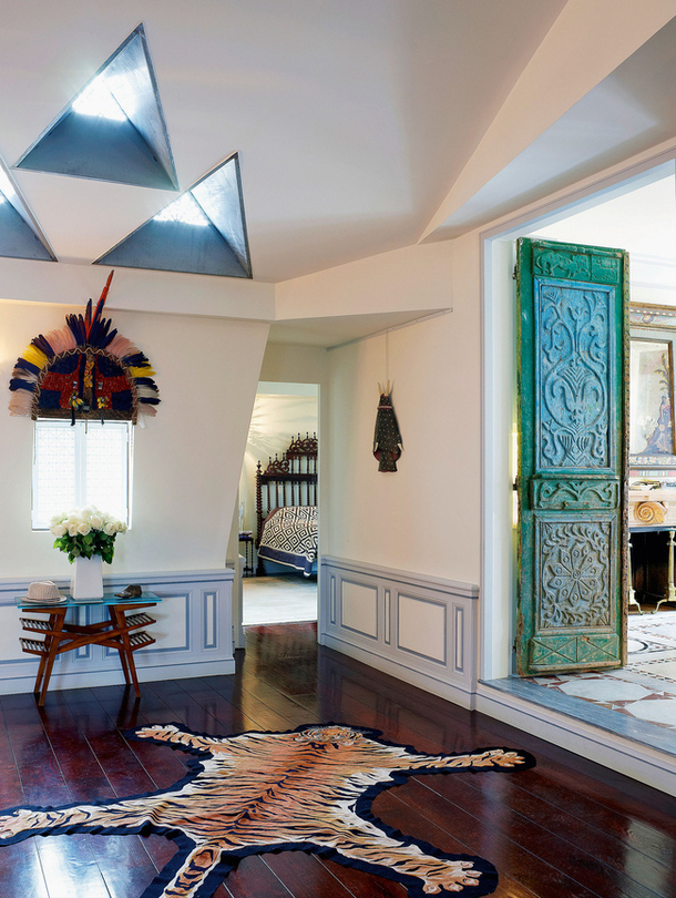 Christian Louboutin's Paris Retreat