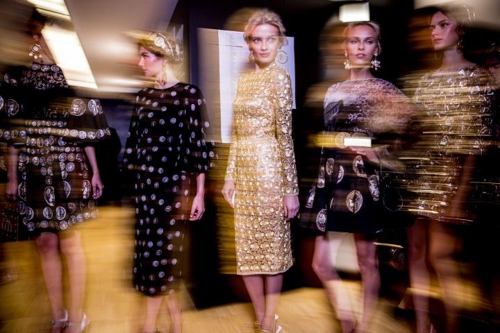 Dolce & Gabbana Spring 2014