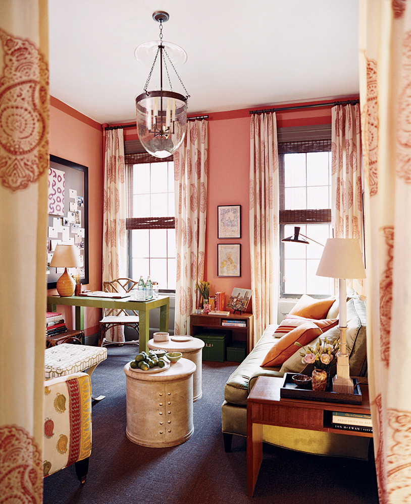 New York Apartment by Steven Gambrel