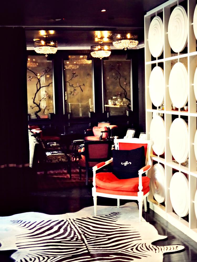 Maison 140 Lobby