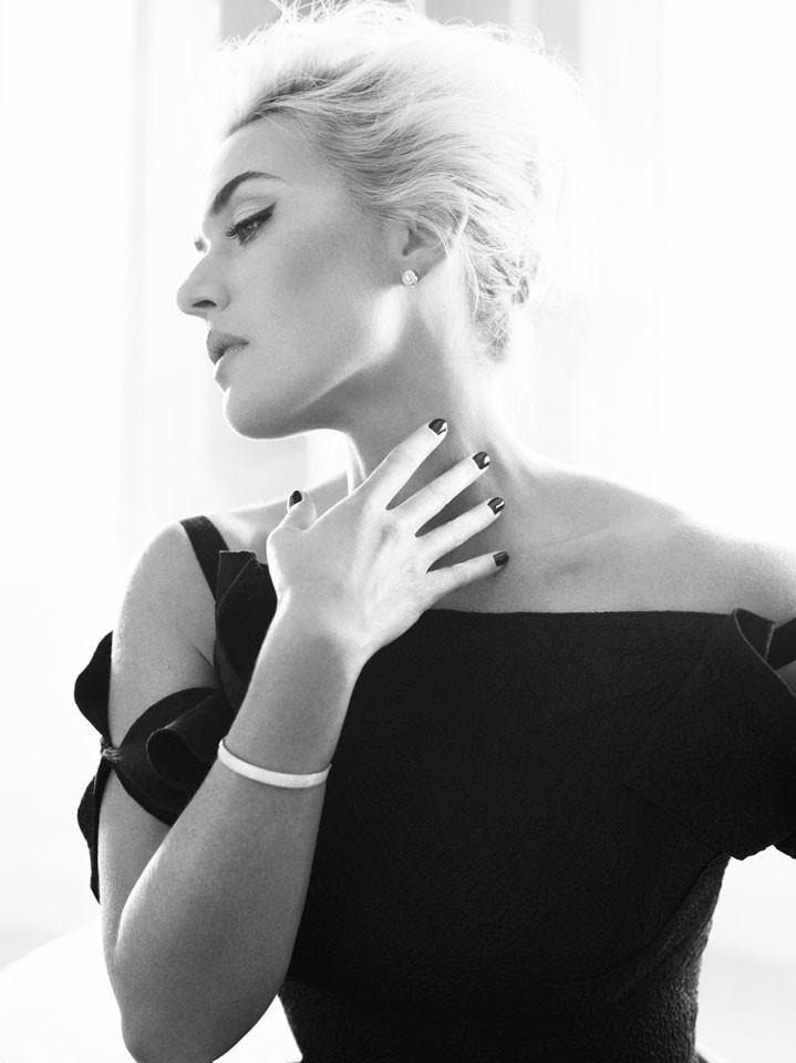 Kate Winslet for Harper's Bazaar UK