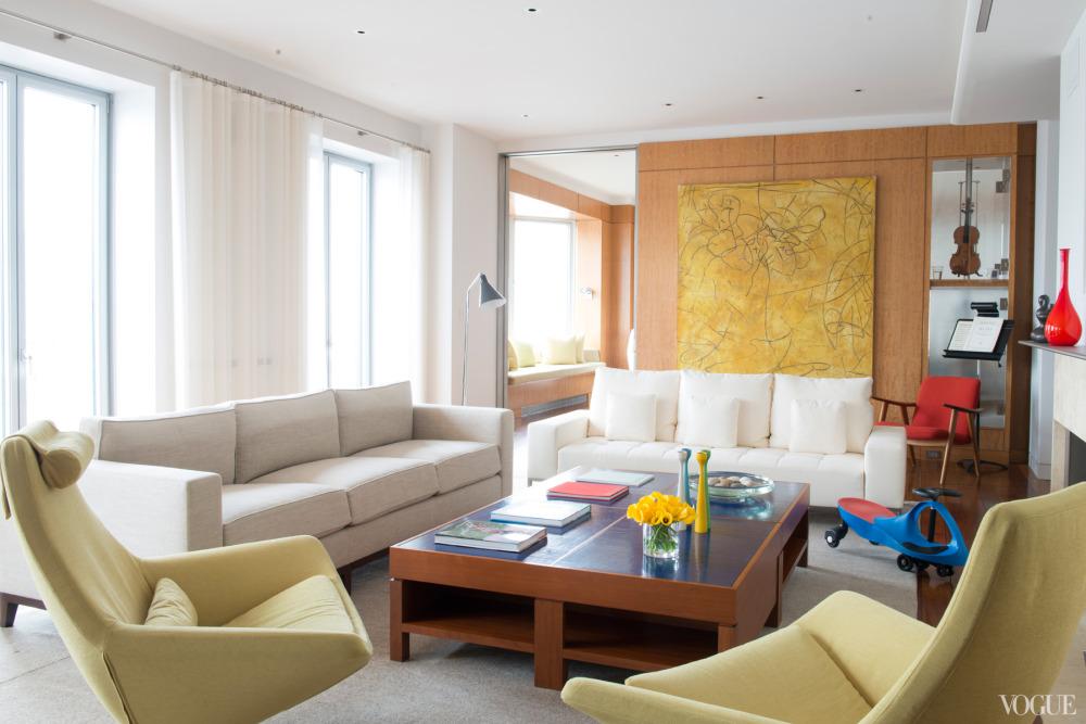 Ferebee Taube's New York Apartment, Vogue