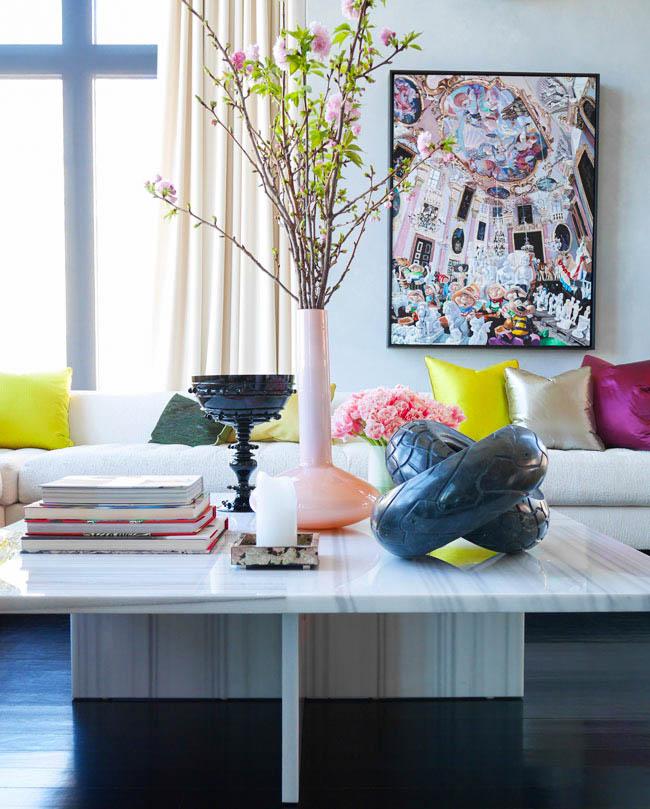 Jamie Drake's NYC Apartment