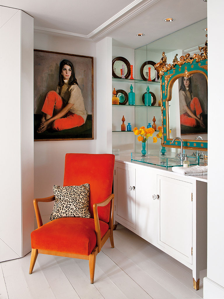 Madrid Apartment by Aimee Joaristi