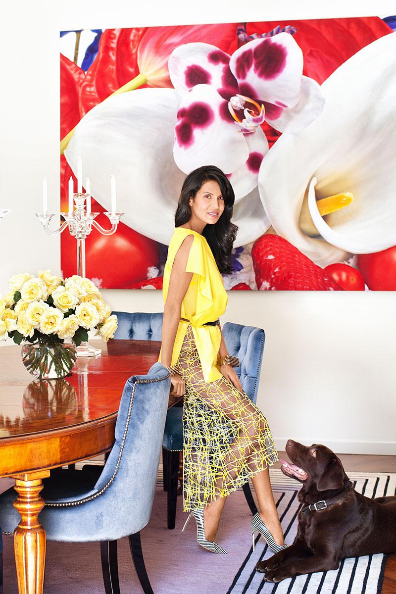 Goga Ashkenazi for Harper's Bazaar