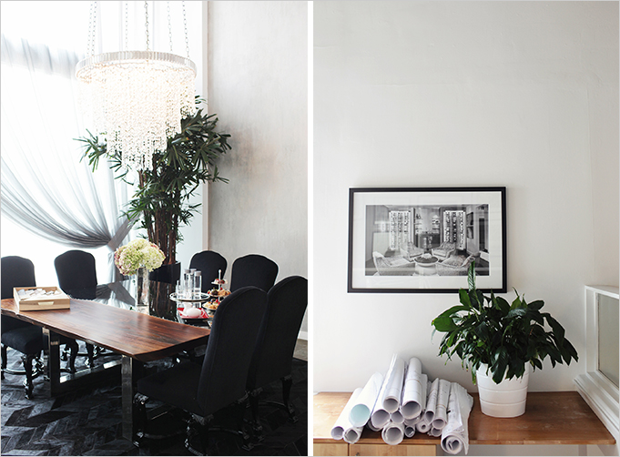 Kara Smith's L.A. Office, Rue Daily
