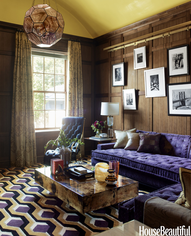 Chicago Townhouse by Steven Gambrel