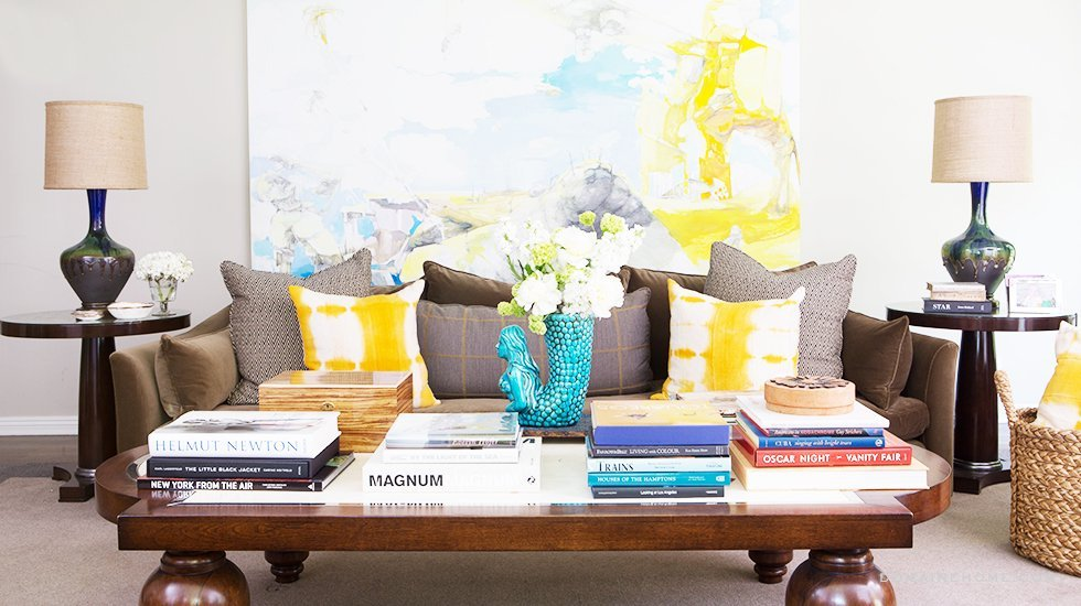 Molly Sims' Beverly Hills Home, Domaine