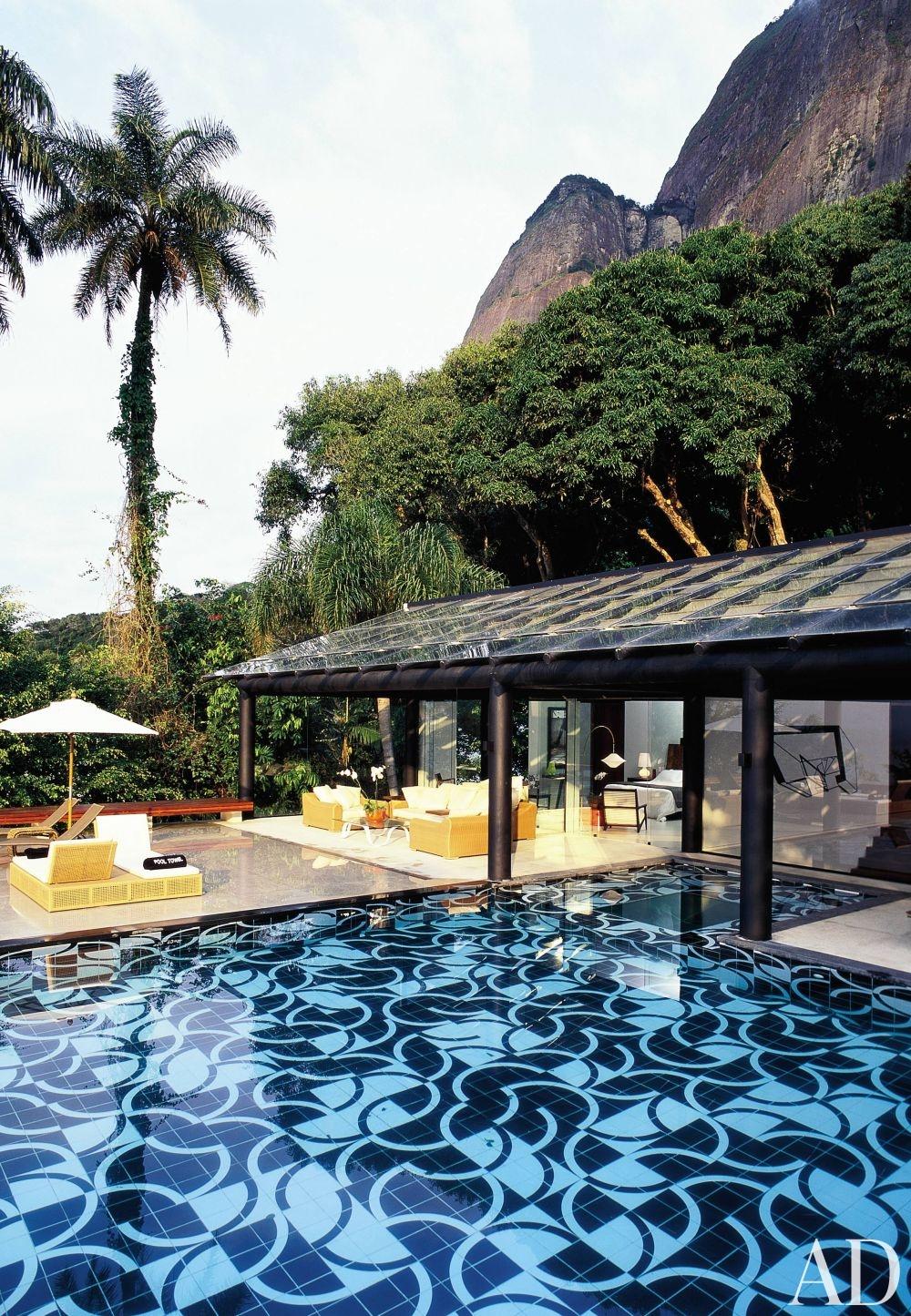 Nathaniel Rothschild's Rio de Janeiro home