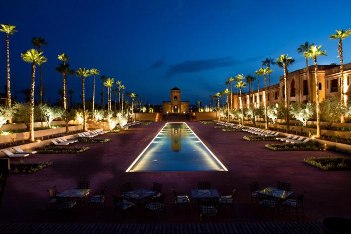 Selman Marrakech MoroccoSelman Marrakech Morocco