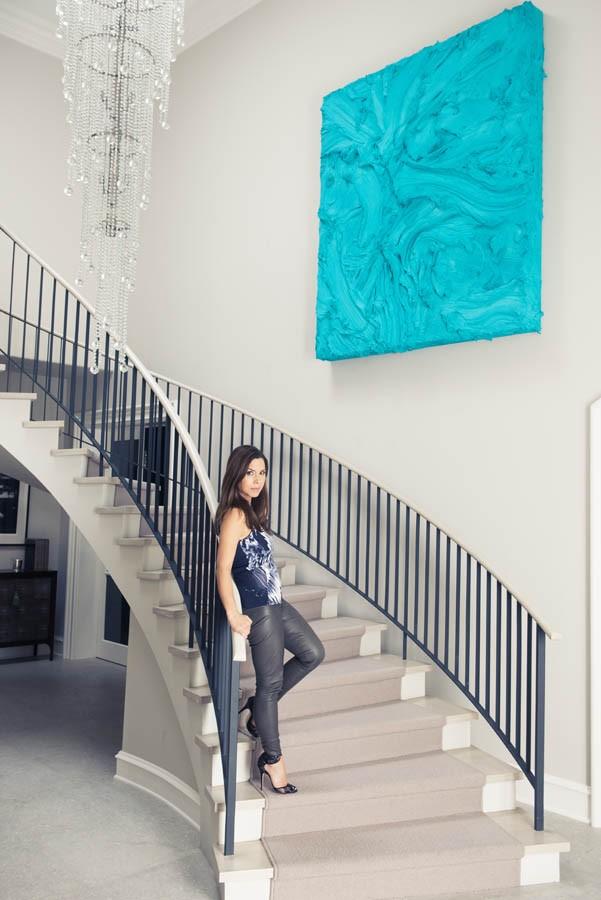 Monique Lhuillier's Bel Air Home