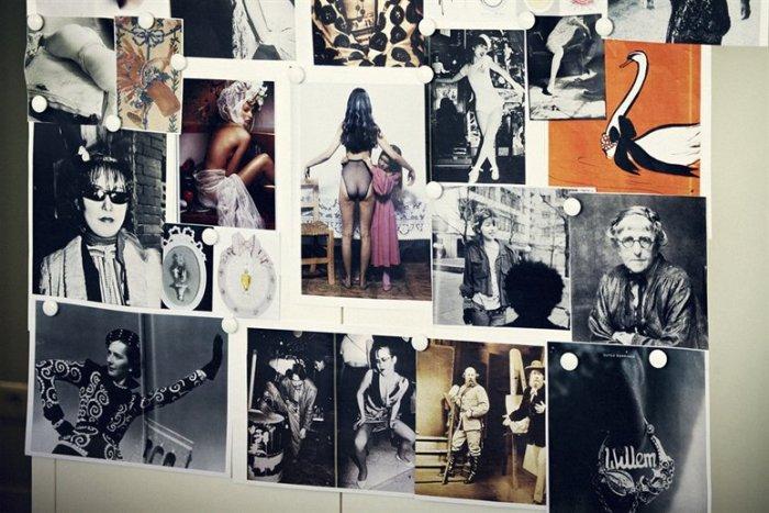 Camille Miceli in her Paris studio